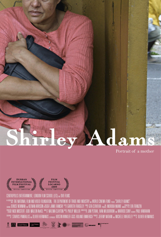 Shirley Adams affiche