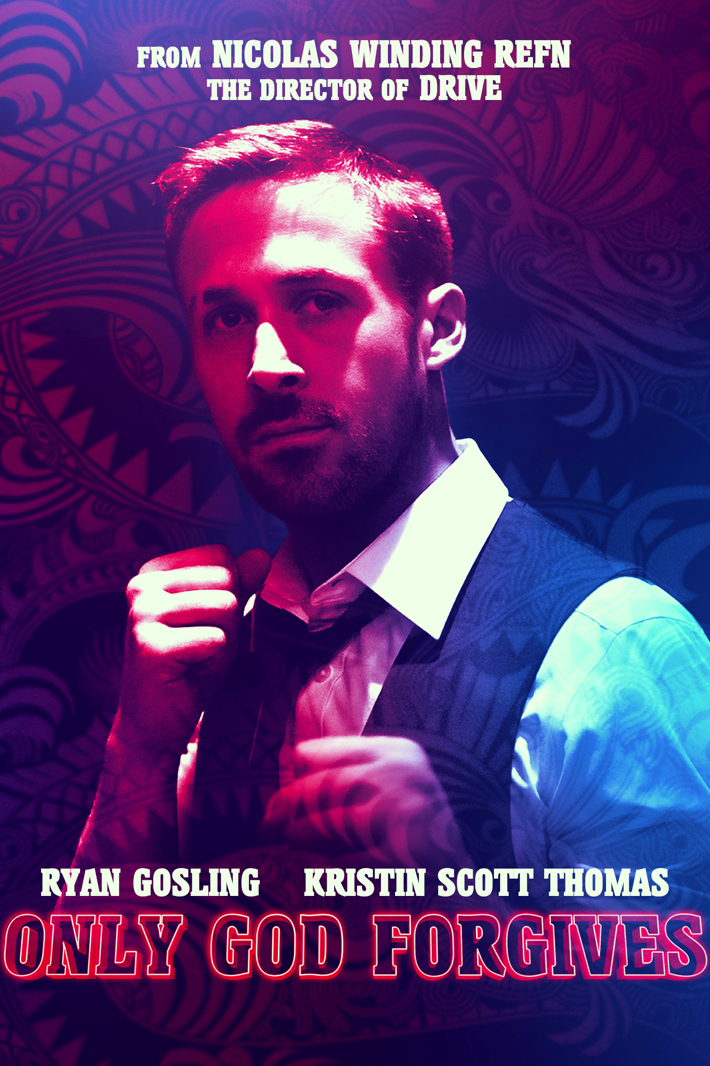 Only God Forgives (2013) : Celluloid Paradiso